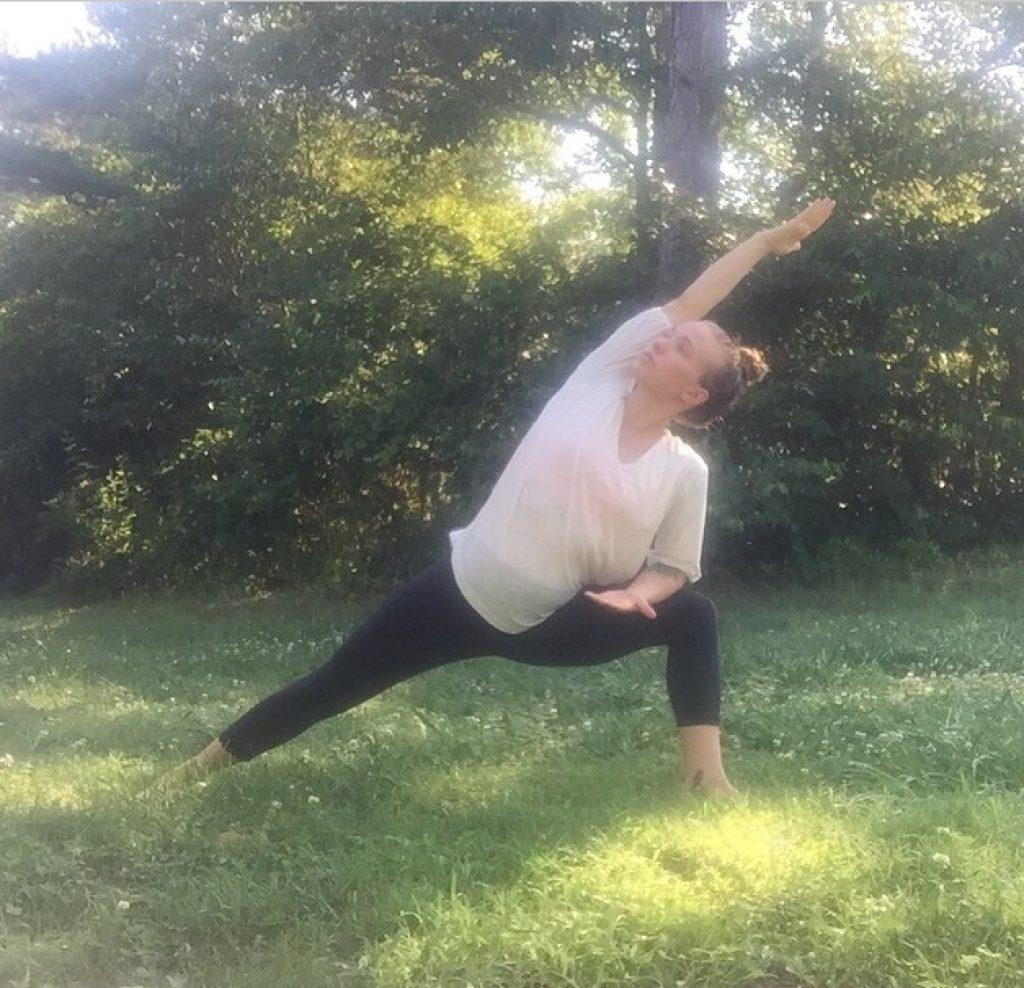 Root Chakra Yoga Pose Alek Parkinson